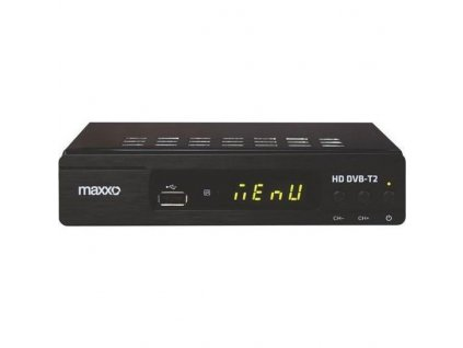 Set-top box Maxxo STB T2 + WI-FI adaptér EXPSTBT2WIFI