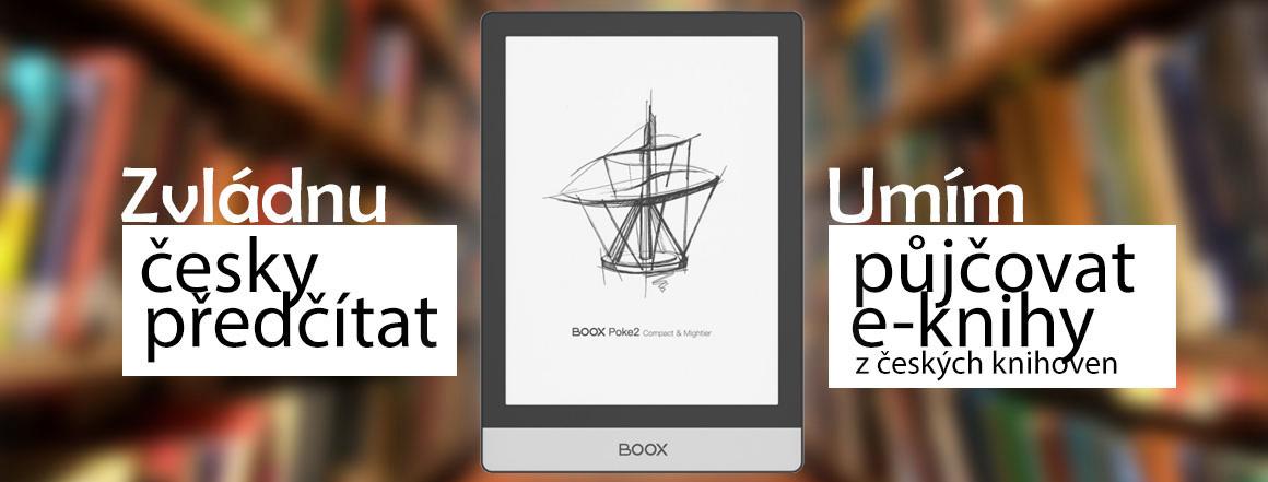 E-book čtečka Onyx Boox Poke 2