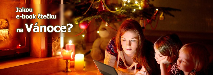 Jakou čtečku na Vánoce?