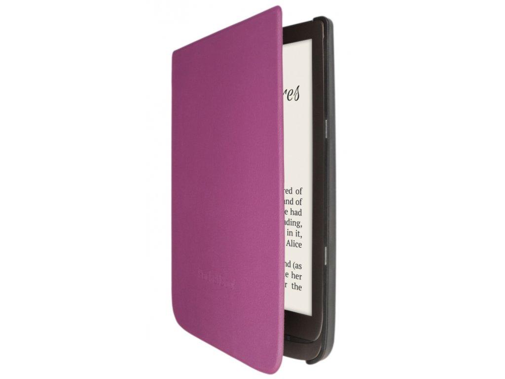 Pouzdro PocketBook Shell Cover WPUC-740-S-VL FIALOVÉ pro
