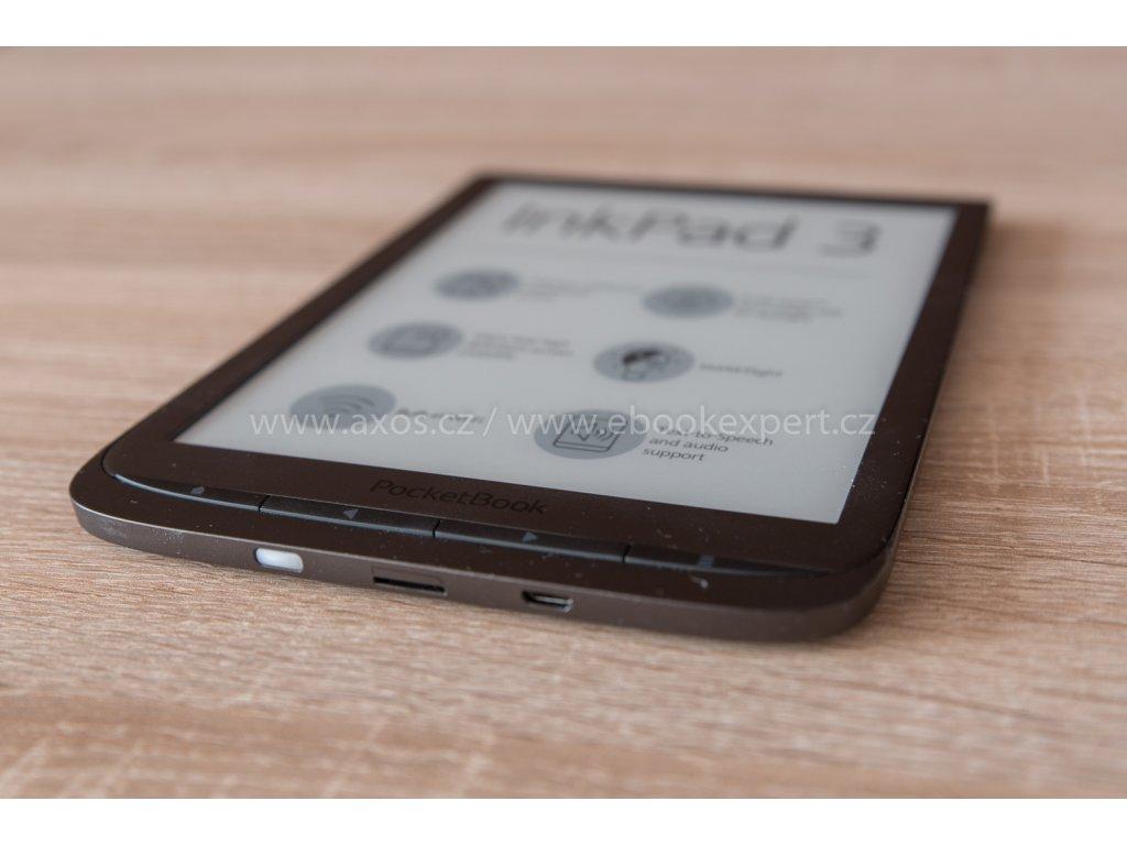 PocketBook 740 Inkpad 3 hnědý + ZDARMA 7500 KNIH + BALÍČKY