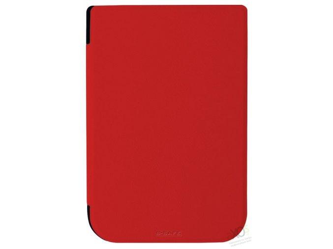 pouzdro obal bsafe pocketbook inkpad 3 740 cervene f1