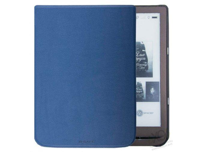 pouzdro obal bsafe pocketbook inkpad 3 740 modre f1