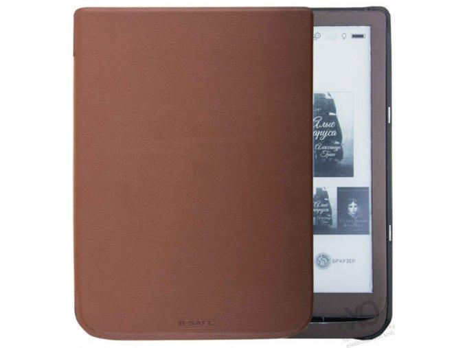 pouzdro obal bsafe pocketbook inkpad 3 740 hnede f3
