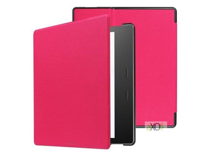 Pouzdro B-Safe Durable 1215 pro Amazon Kindle Oasis 2 RŮŽOVÉ