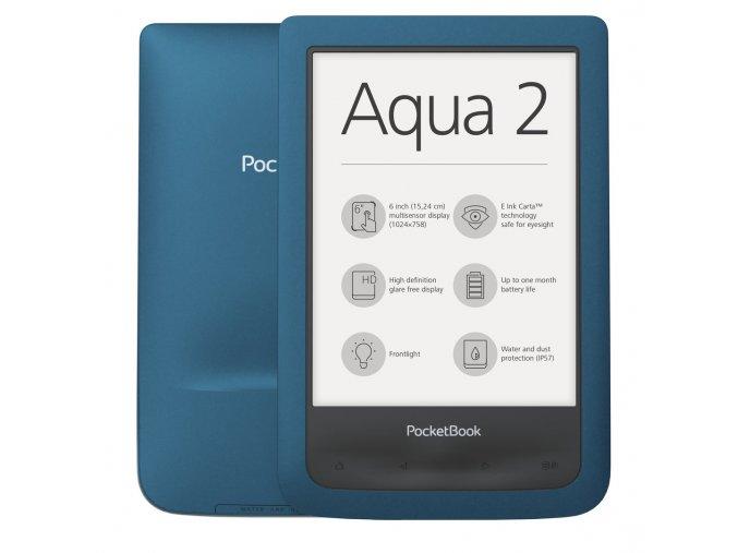 ctecka knih pocketbook aqua 2