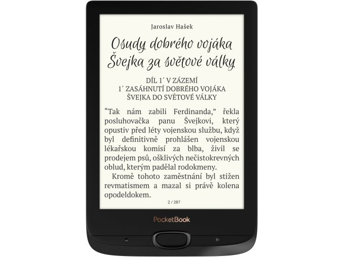 e book ctecka knih pocketbook 616 basic lux2 f1