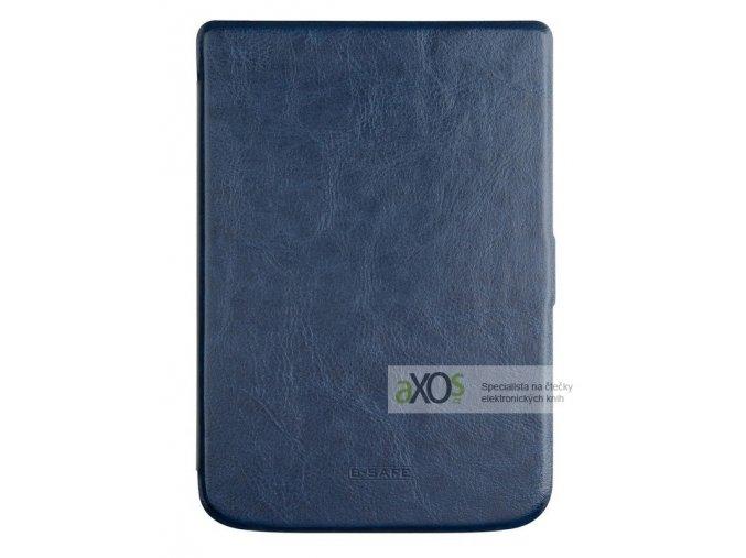 pouzdro bsafe 1244 tmave modre pocketbook 616 617 touch lux basic f1