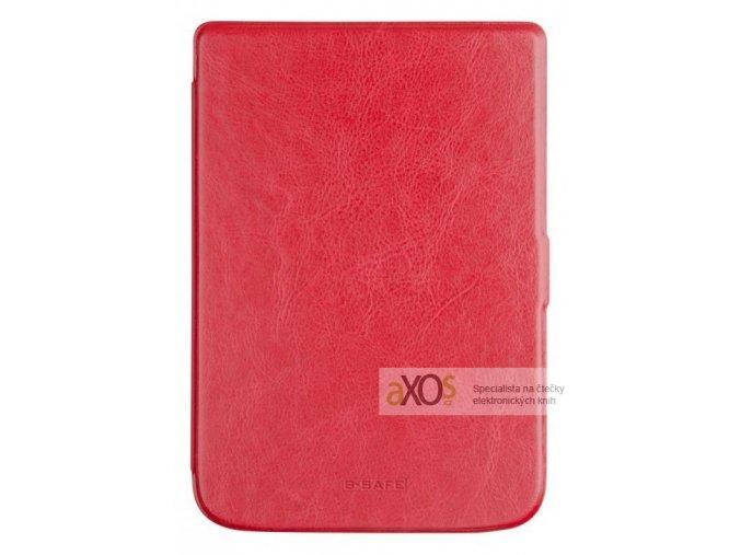 pouzdro bsafe 1245 cervene pocketbook 616 617 touch lux basic f1