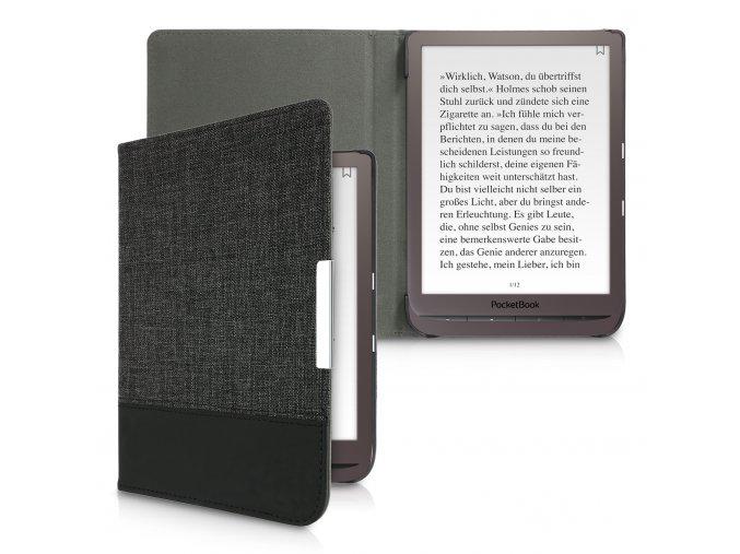 pouzdro kw pocketbook inkpad 3 antracit f1