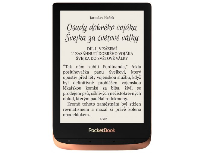 ebook ctecka pocketbook touch hd3 632 f1