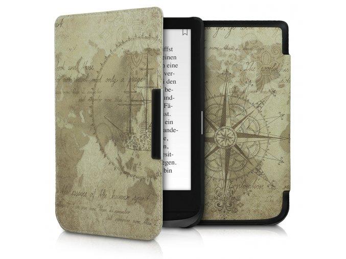pouzdro obal pocketbook touch lux4 hd3 627 616 632 worldmap f1