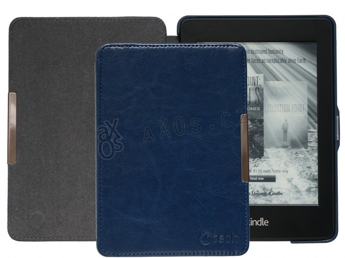 0491 pouzdro obal durable lock amazon kindle paperwhite modre foto00