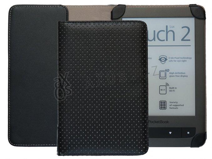 ebppk1003 pouzdro pocketbook touch dots cerne foto00