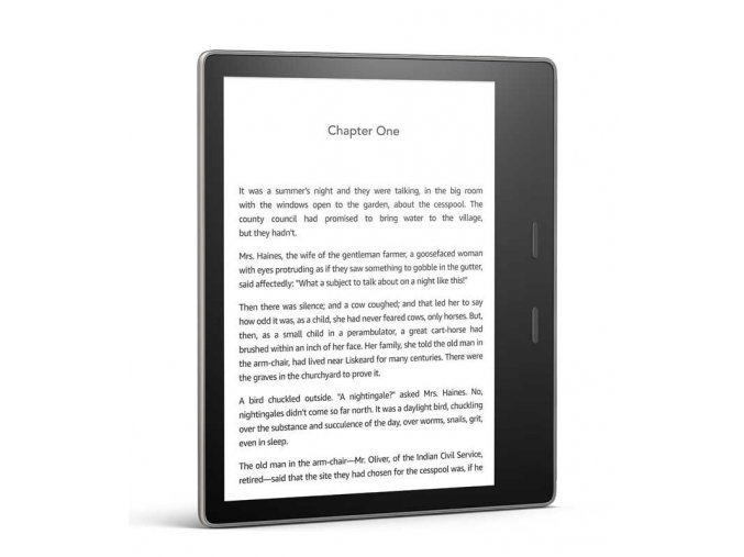 amazon kindle oasis 3 32gb 2019 zlaty bez reklam