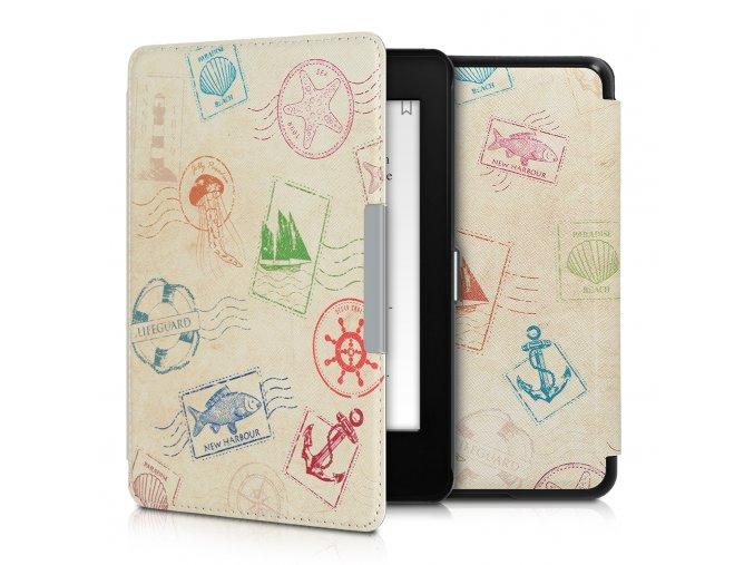 pouzdro kw hardcover stamp amazon kindle paperwhite4 f1