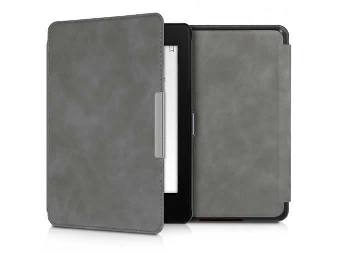 pouzdro kw hardcover nubuck plain amazon kindle paperwhite4 f1