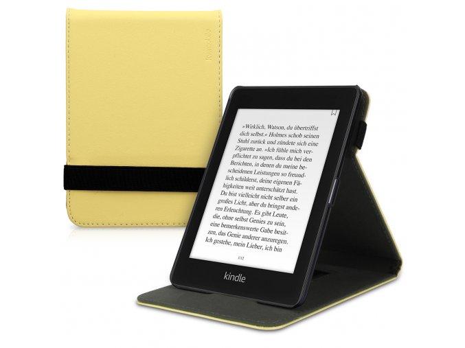 pouzdro kw flip yellow amazon kindle paperwhite4 f1