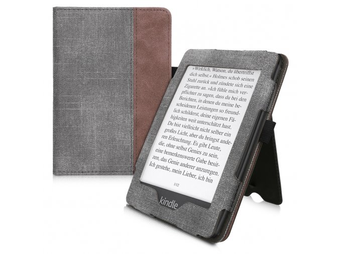 pouzdro kw duo antracit amazon kindle paperwhite4 f1