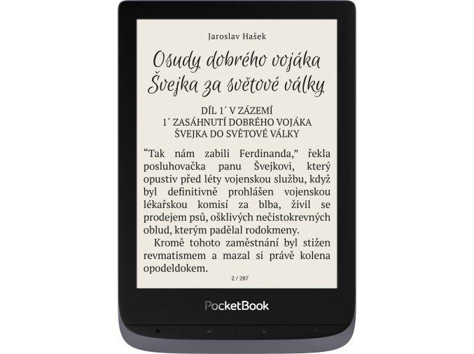 ebook ctecka pocketbook hd3 grey f1
