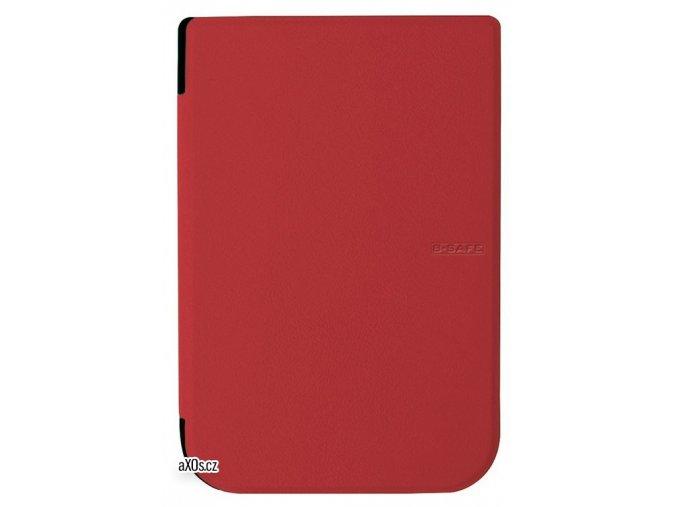 pouzdro obal pocketbook touch hd 631 cervena 01