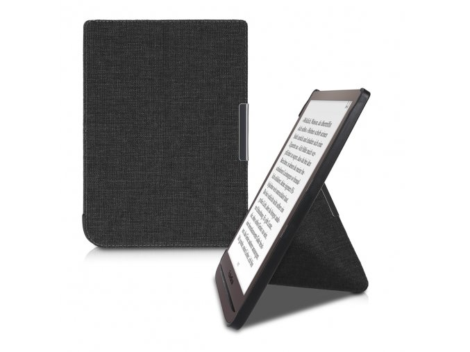 obal pouzdro origami grey kw pocketbook inkpad3 pro 740 f