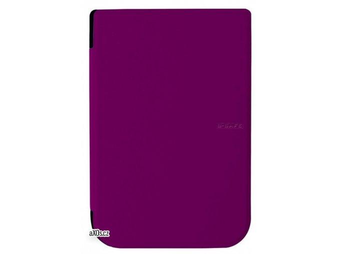 pouzdro obal pocketbook touch hd 631 fialova 01