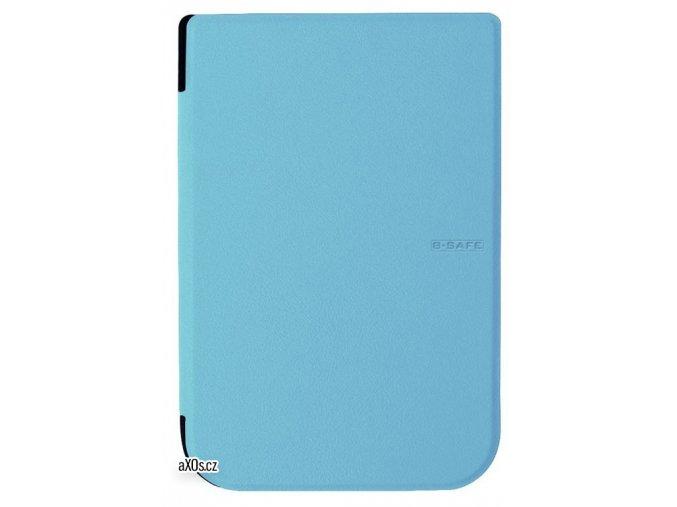 pouzdro obal pocketbook touch hd 631 svetle modra 01