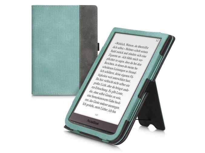 pouzdro obal kw pocketbook inkpad 3 740 pro azurog f1