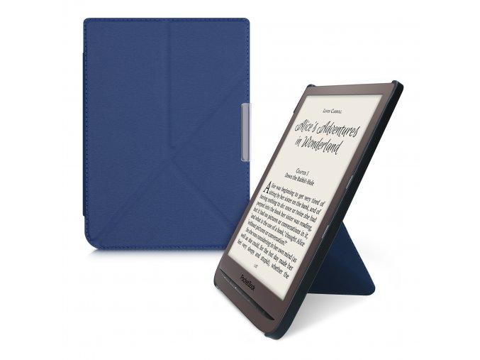 obal pouzdro origami blue kw pocketbook inkpad3 pro 740 f1