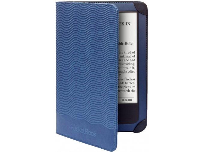 pouzdro pocketbook aqua modre