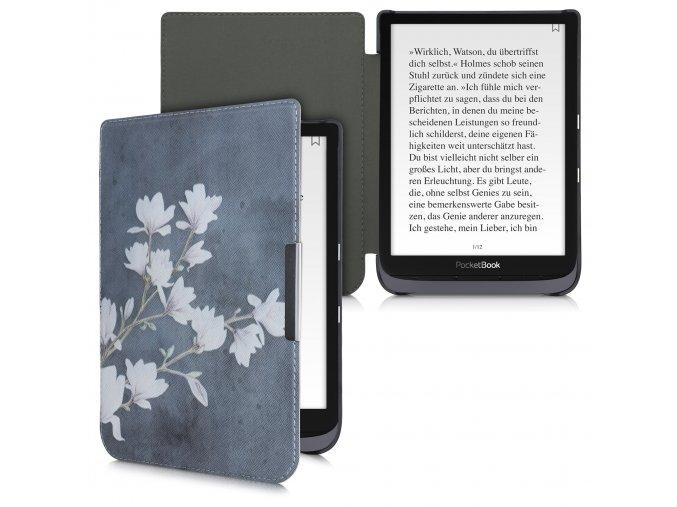 pouzdro obal pocketbook inkpad3 740 magnolie f2