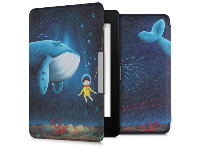 pouzdro obal amazon kindle paperwhite4 whale f1