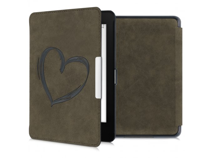 pouzdro obal amazon kindle paperwhite4 nubuck srdce f1