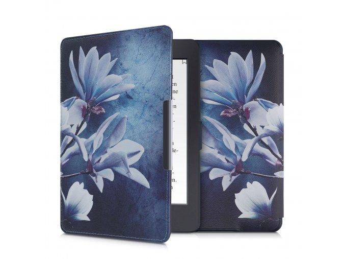 pouzdro obal hardcover kvety amazon kindle paperwhite1 2 3 f1