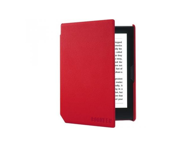cybook muse red cover front big