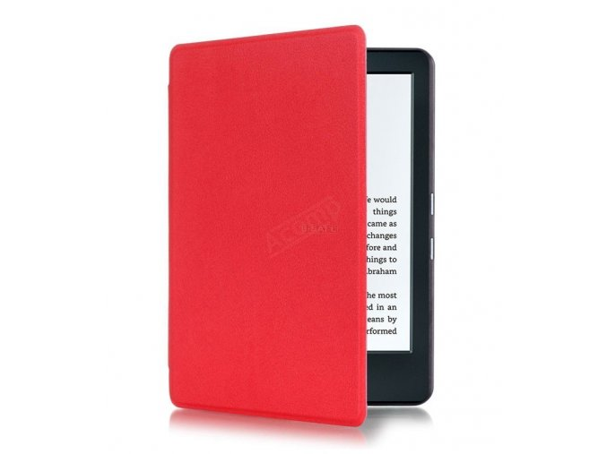 1121 pouzdro amazon kindle8 touch obal bsafe cervene01