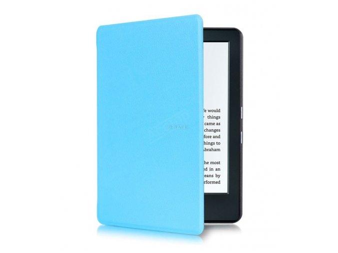 1125 pouzdro amazon kindle8 touch obal bsafe svetle modra01