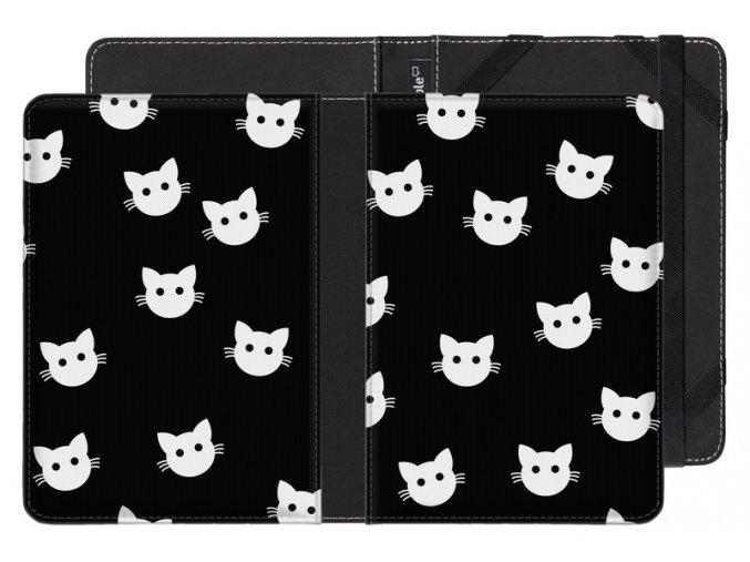 caseable pouzdro cat pattern