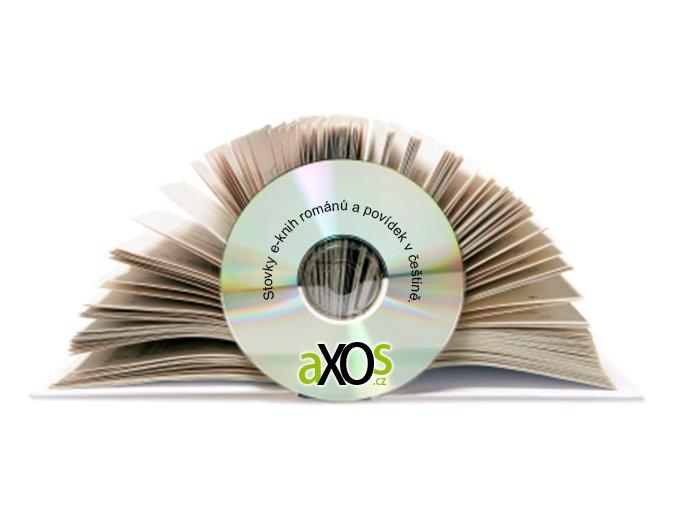 dvd knihy axos