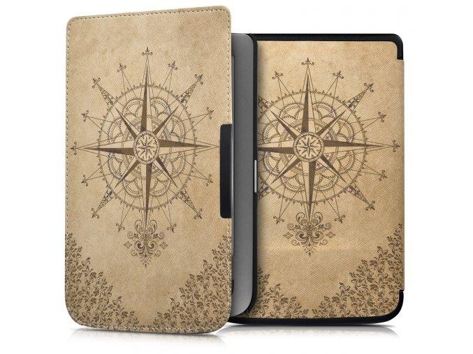 pouzdro kw 37 barokni kompas pocketbook touch lux 01