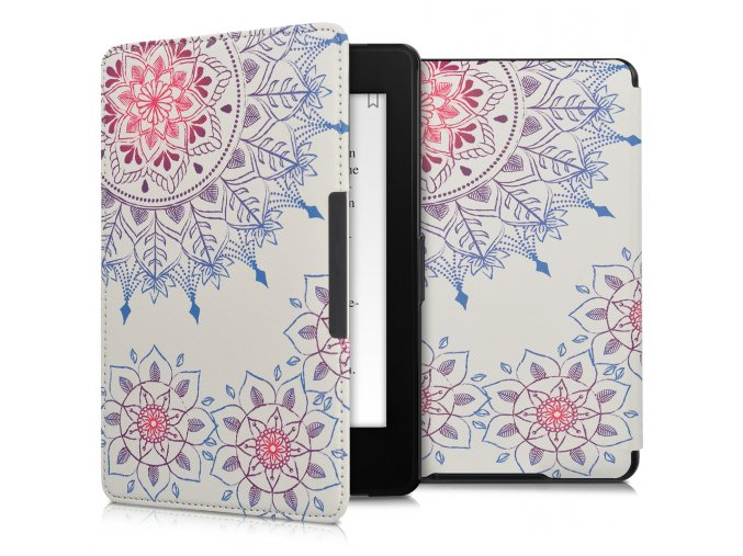 obal pouzdro amazon kindle paperwhite vintage flowers 01