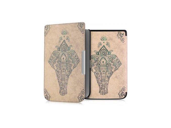 pouzdro kw slon pocketbook touch lux 3 01