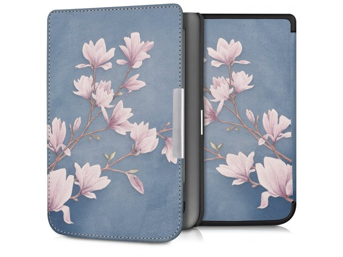 pouzdro kw magnolia pocketbook touch lux 1