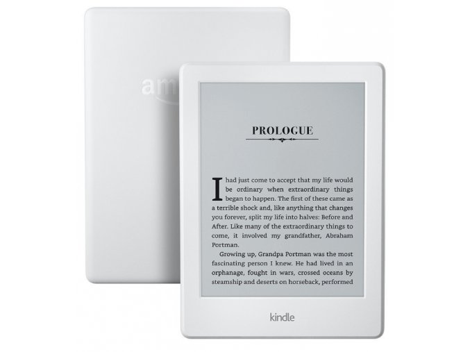 kindle8 touch white