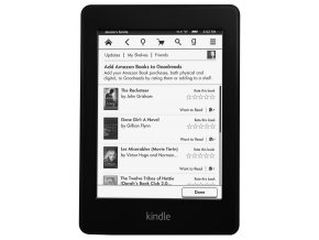 amazon kindle paperwhite 2 all new ebook ctecka