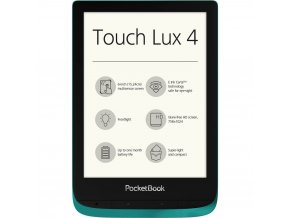 pocketbook touch lux 4 esmerald