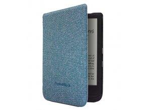 pouzdro obal pocketbook wpuc 627 s bg pouzdro shell modre f1