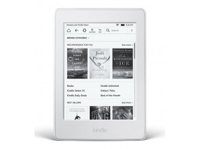 amazon kindle paperwhite 3 2016 bily white 0