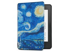 pouzdro obal bsafe amazon kindle paperwhite 4 2018 gogh f1
